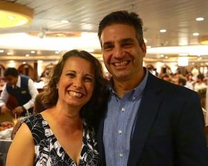 Andy & Nadia Argyris